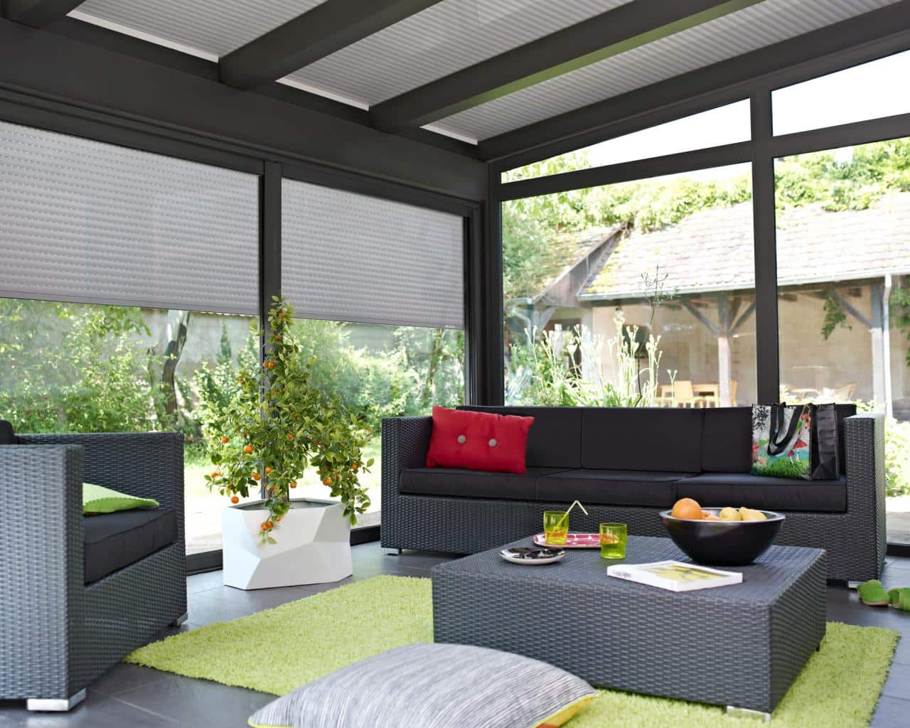 protections solaires cei habitat. Black Bedroom Furniture Sets. Home Design Ideas